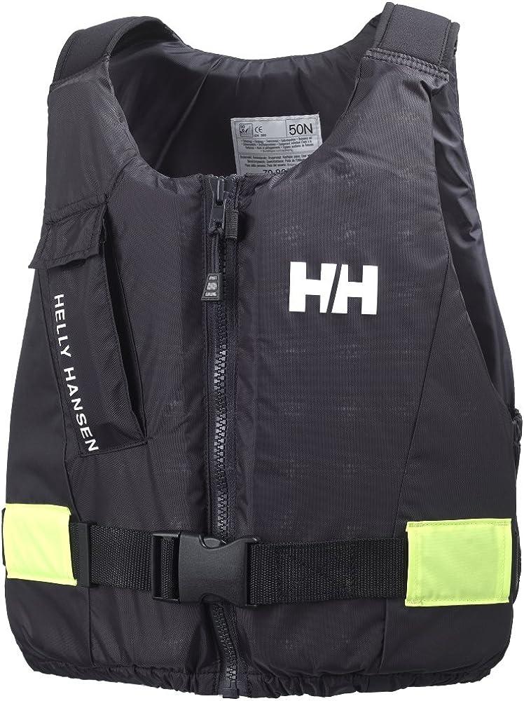 [ヘリーハンセン] ライフジャケット Rider Vest メンズ エボニー 日本 90 (日本サイズ90 相当)