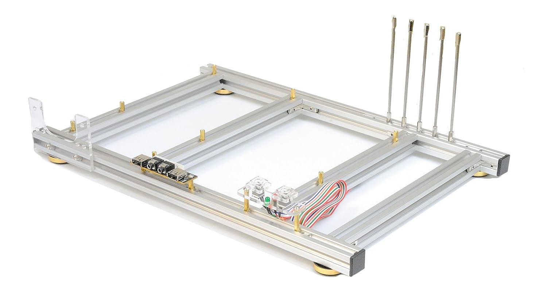 Firstcom ATX Mainboard Aluminium Rahmen Gehäuse: Amazon.de: Computer ...