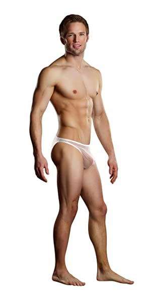 Amazon.com  Male Power Mens Sheer Tricot Bikini Underwear  Adult ... 5fce49d3241c