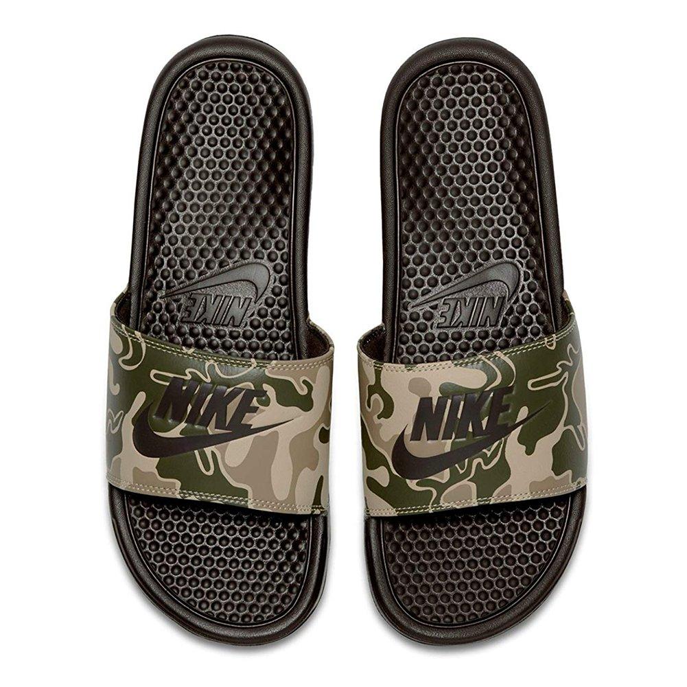 Nike Herren Benassi JDI Print Turnschuhe