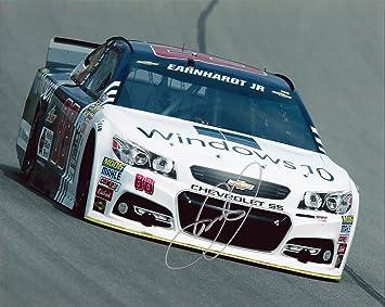 AUTOGRAPHED 2015 Dale Earnhardt Jr.  88 Microsoft Windows 10 Racing  (Hendrick Motorsports) 2e314e88772b