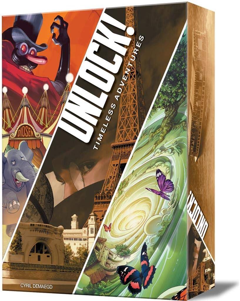 Space Cowboys-Unlock Timeless Adventures-Español, Color (SCUNL06ES ...