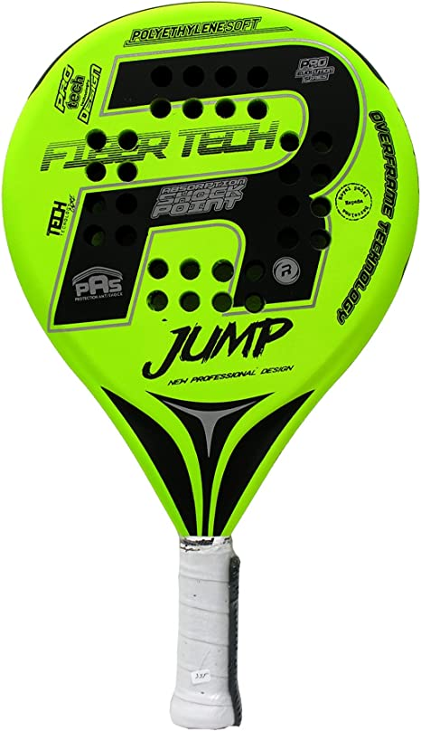 Pala Royal Pádel Jump Yellow: Amazon.es: Deportes y aire libre