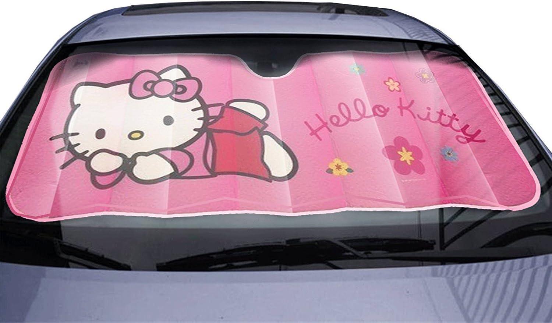 XL Hello Kitty 077352 Pare-Soleil avant Alu Isolant