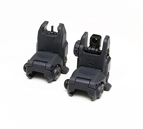 1.	Magpul Industries USA MBUS Generation II Backup Sights Front & Rear Set
