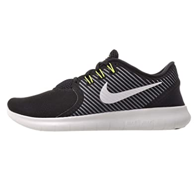 Nike Womens Free RN Cmtr 831511 017 black/white (7.5)