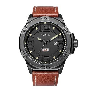 Blisfille Reloj con Numeros Grandes Reloj para Gym Reloj Acero Azul Hombre Reloj Digital Pequeño Reloj Digital Acuatico: Amazon.es: Deportes y aire libre