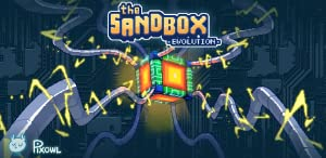 The Sandbox Evolution - Craft a 2D Pixel Universe, Create 8 Bit Art & Build Custom Games! from PIXOWL INC.
