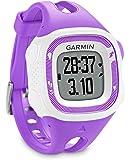 Garmin Forerunner 15 GPS Running Watch and Activity Tracker - Small, Violet/White