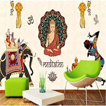 Amazon Com Afashiony Photo Wallpaper For Living Room Wall Mural Non Woven Premium Wallpaper Hd Print Poster Wall Art Picture Modern Wall Decoration Yoga Gym Background 250cmx175cm Home Improvement