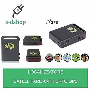 S-D Shop - Localizador satélite Antirrobo GPS GSM GPRS GPS ...