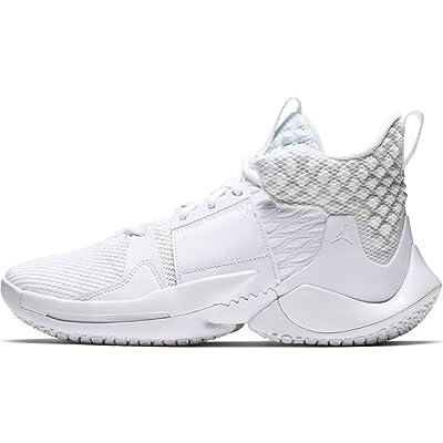 Nike Jordan Why Not Zer0.2 Mens Sneakers AO6219-101, White/Metallic Gold/White, Size US 11.5 | Basketball