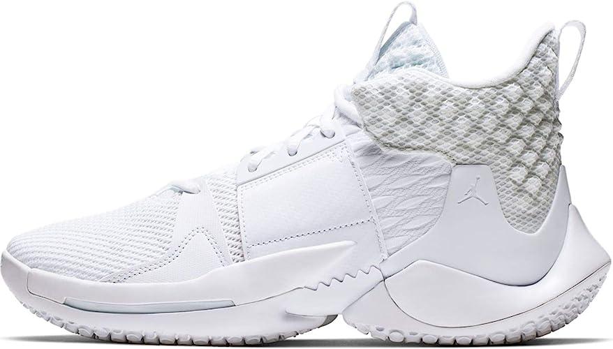 Amazon.com: Jordan Why Not Zer0.2 Zapatos de baloncesto para ...