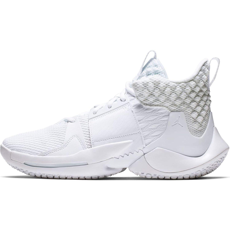JORDAN Why Not ZER0.2 White//White AO6219-101