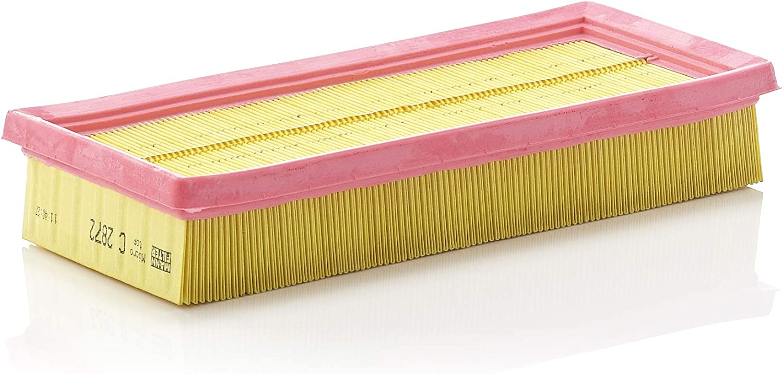 Original Mann Filter Luftfilter C 2872 Für Pkw Auto