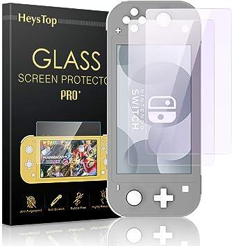 HEYSTOP Protector de Pantalla para Nintendo Switch Lite (2 Pack), Cristal Templado Pantalla: Amazon.es: Electrónica