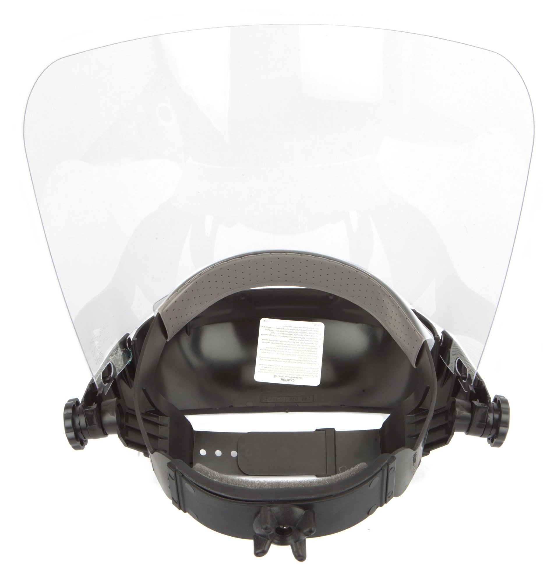 Forney 58600 Shield Face Clear Lightweight