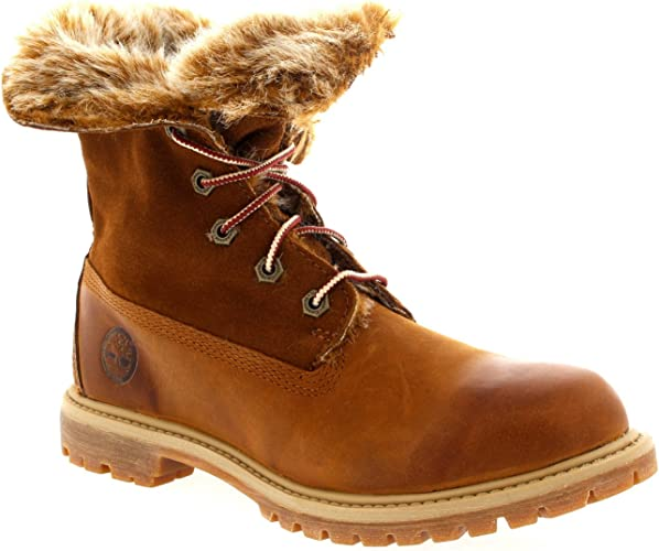 bottine femme authentic timberland