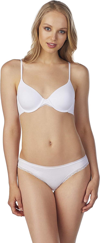 OnGossamer Womens Cabana Cotton Convertible T-Shirt Bra