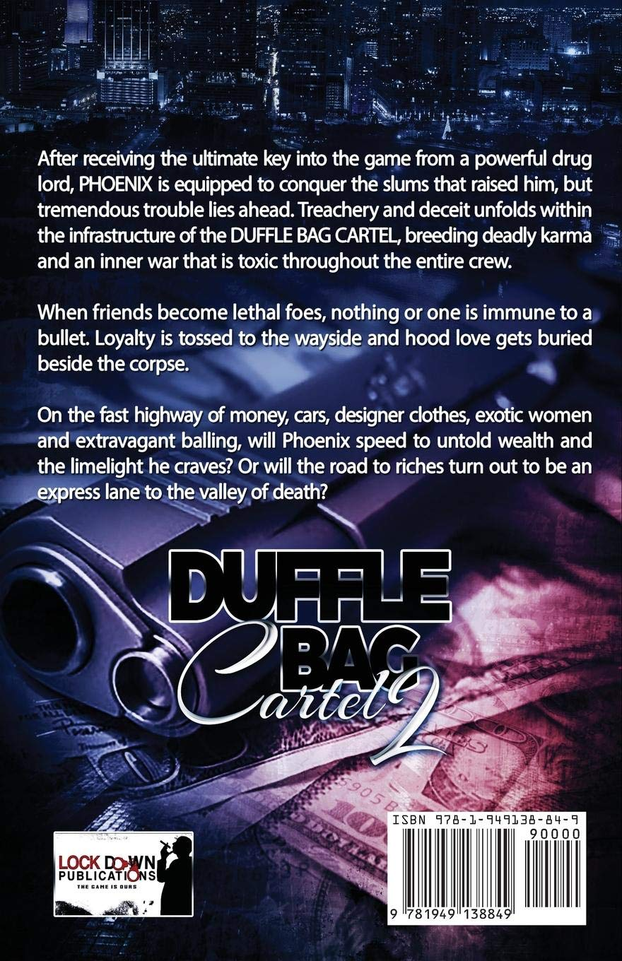 Amazon.com: Duffle Bag Cartel 2: Fast Money and Cold Hearts ...