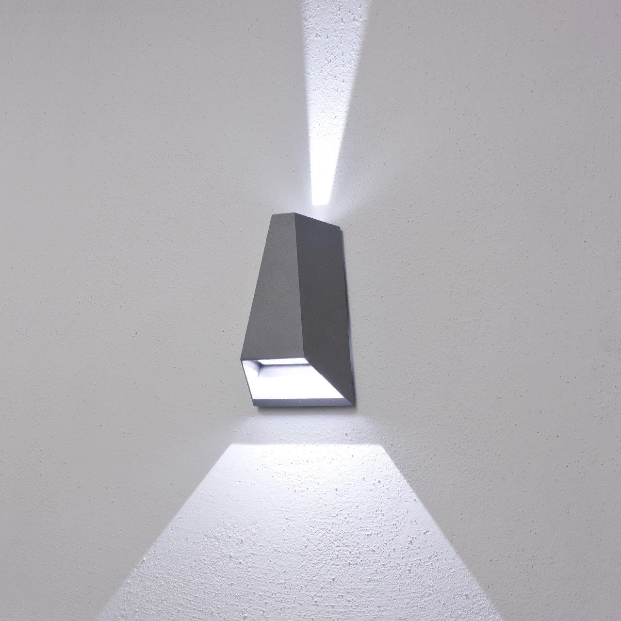 Applique esterno led oslo led applique per esterni with - Applique led esterno ...