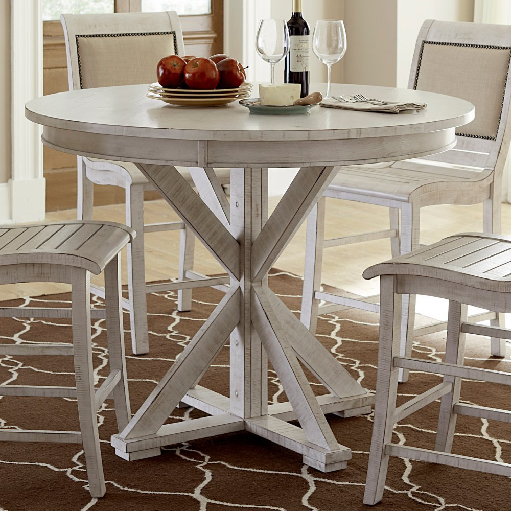 Distressed dining table - Distressed Dining Table 43