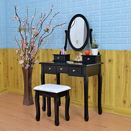 set Bling vanity