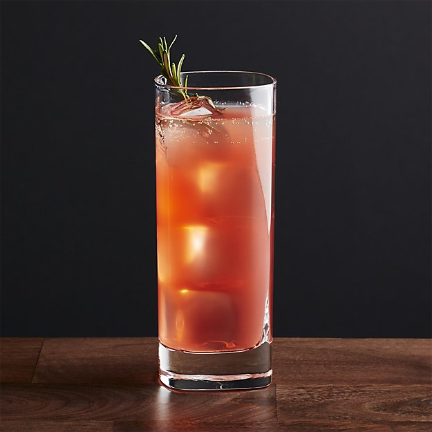 Strauss Cooler Glass | Crate and Barrel