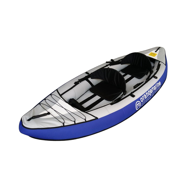 ORANGE MARINE orangemarine Kayak Hinchable orangemarine OMA ...