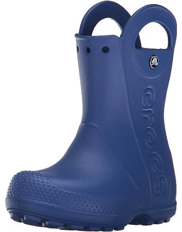443b45e68d4 Crocs Kids  Handle It Rain Boot