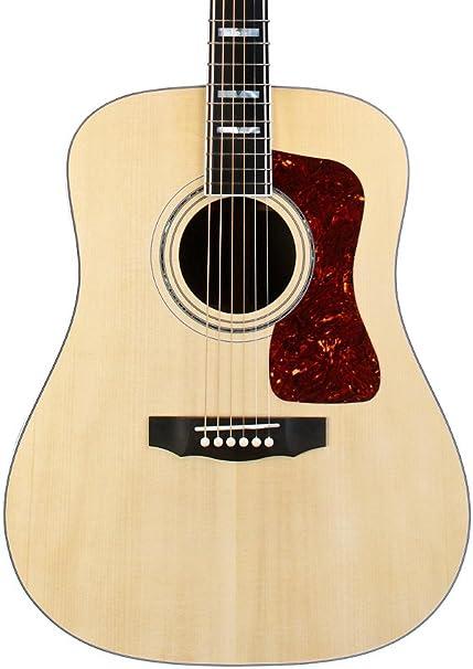 Hermandad D-55 guitarra acústica Natural: Amazon.es: Instrumentos ...
