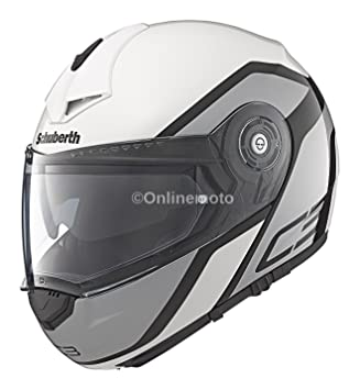 Motocicleta de casco Schuberth C3 Pro Observador amarilla xl 60/61 amarillo amarillo Talla: