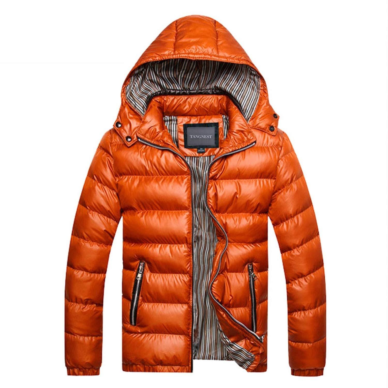 Mans Casual Comfortable Coat Warm for Winter Men Coat