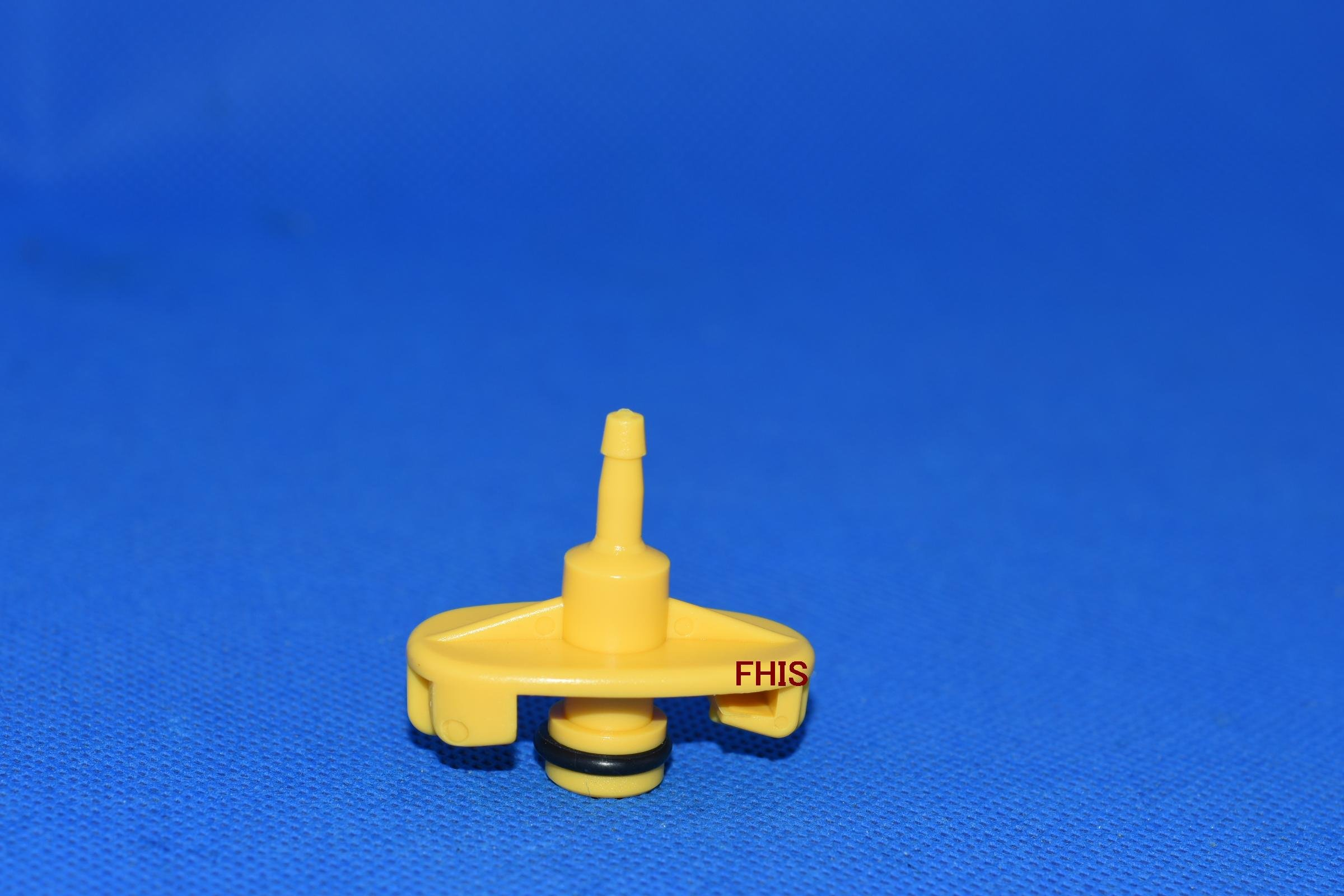 Dispensing parts 3cc ML Barrel Adapter Fitting with o-ring 50 PCS