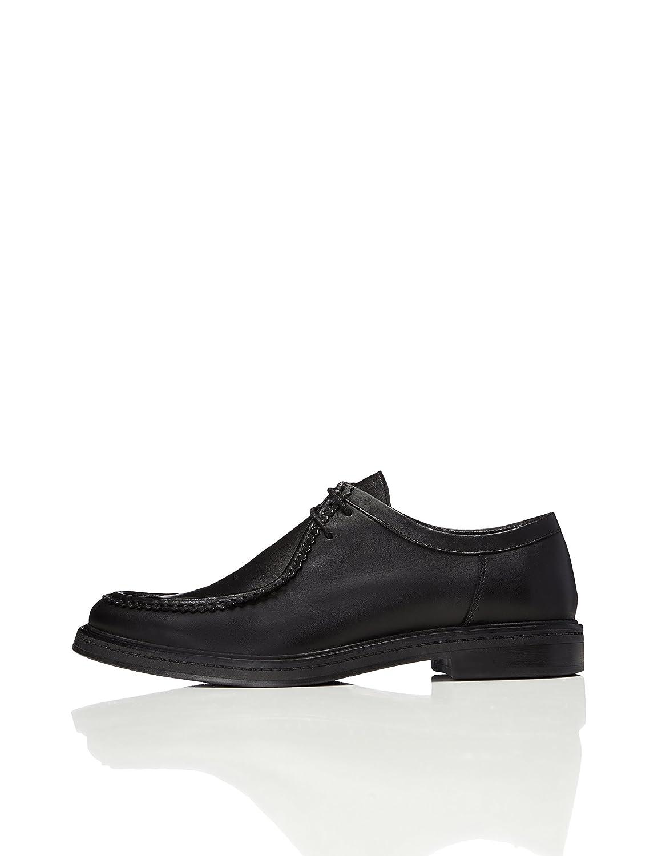 FIND Zapatos De Cordones y Costura para Hombre