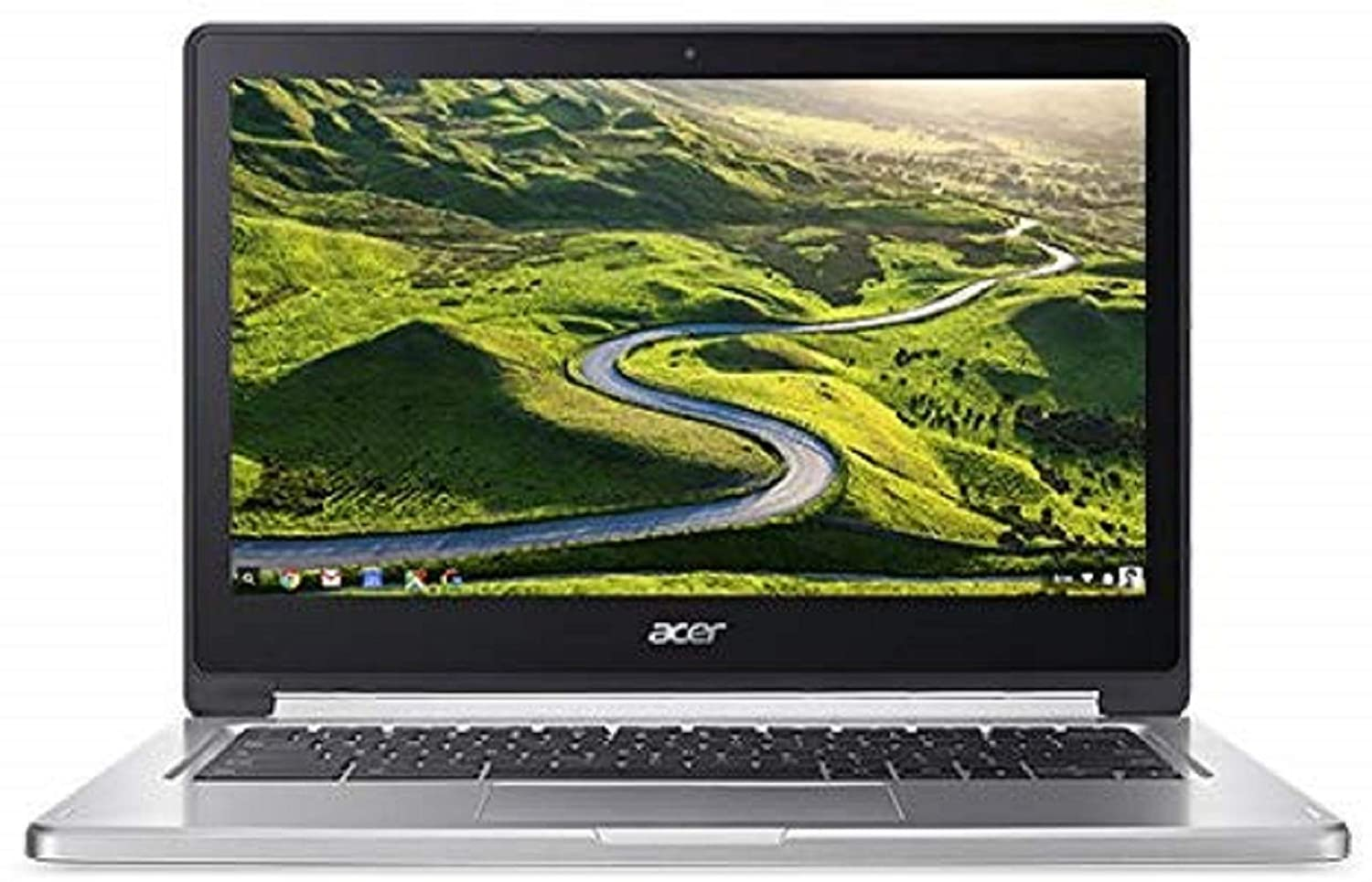 Acer - Chromebook r 13 cb5-312t-k227 - diseño abatible - mt8173 2.1 ghz - chrome os - 4 gb ram - 32 gb emmc - 13.3 ips pantalla táctil 1920 x 1080 (full hd) - powervr gx6250 - wi-fi, bluetooth - plata