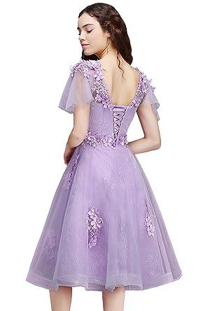 Brautjungfer kleid ruckenfrei