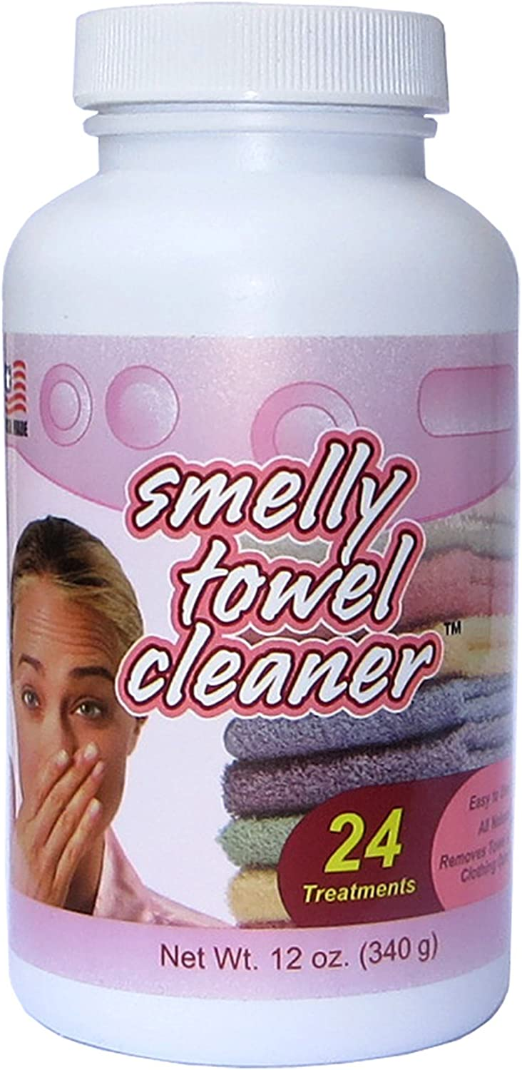Smelly Washer Towel Cleaner