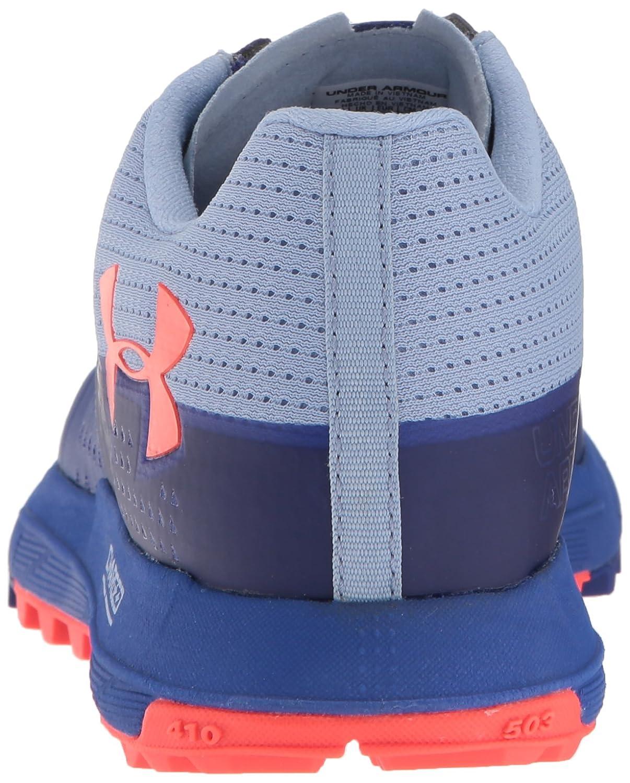 Under Armour Women's Horizon RTT Hiking Shoe B0714DJ9K8 9 M US|Formation Blue (500)/Chambray Blue