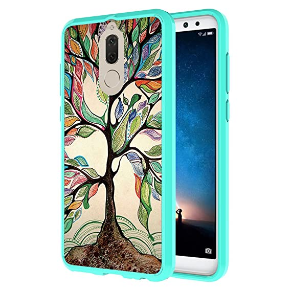 quality design 7a896 f01a2 Huawei Mate 10 Lite Case, FoneExpert Air Hybrid Ultra Slim Shockproof Back  Protective Case With TPU Bumper Cover For Huawei Mate 10 Lite