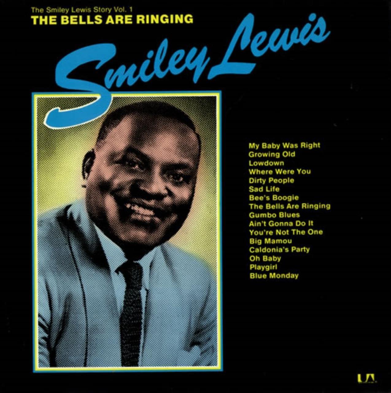 「Blue Monday Smiley Lewis」の画像検索結果