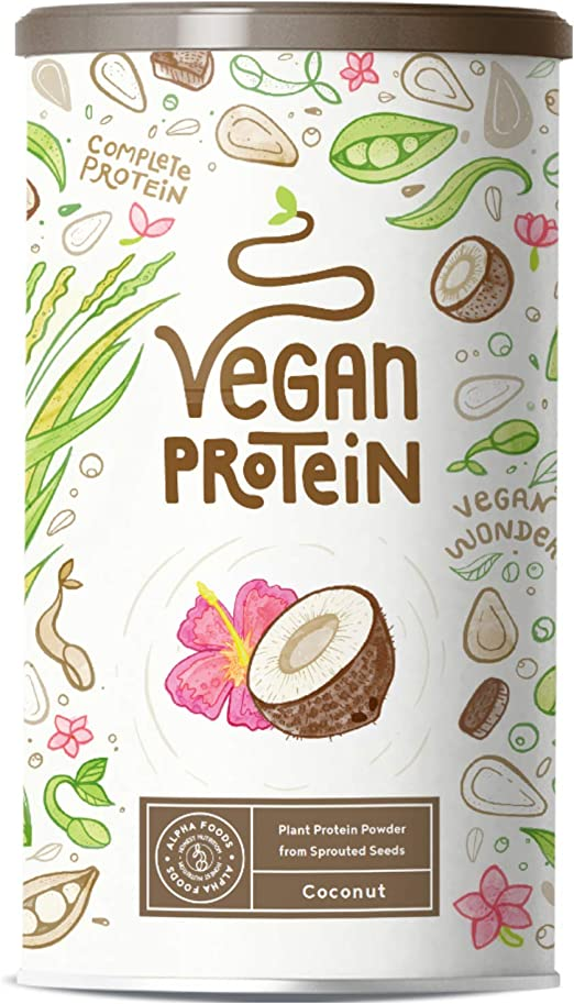 Proteina Vegana   COCO   Proteína vegetal de soja, arroz ...