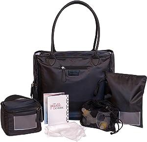 jay elle by J.L. Childress Breast Pump Bag 6-Piece Set (Type A)
