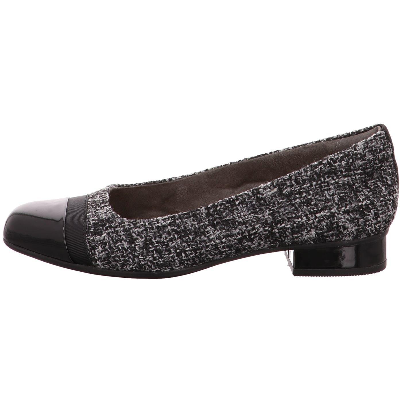 Clarks Schuhe Originals GLICK DARBY aubergine  Echtleder Damen Halbschuhe NEU