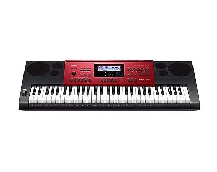 Casio ctk6250 teclado 61 teclas estilo Piano