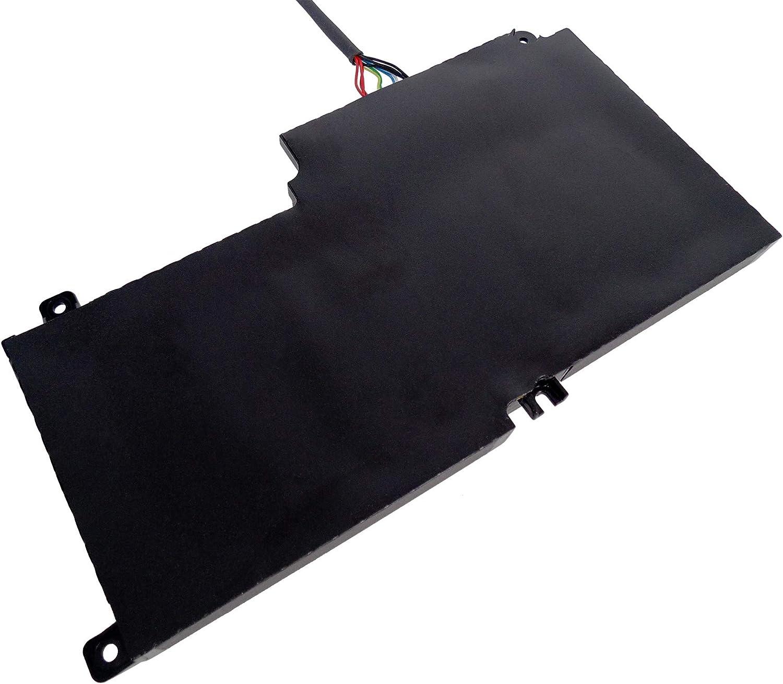 YASI MFG Batterie pour Toshiba PA5107U PA5107U-1BRS 4ICP9//39//65-1 Toshiba Satellite L50 S55 P55 L55 A5294 P55 A5312 14.4 V 2838 mAh 12 Mois