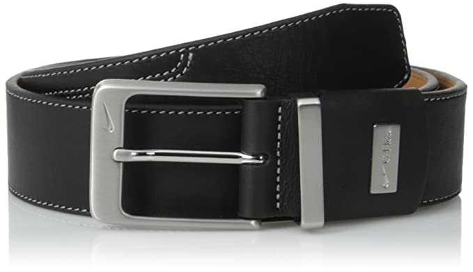 54f013462f1 Nike Men s G-Flex Double Stitch Belt at Amazon Men s Clothing store
