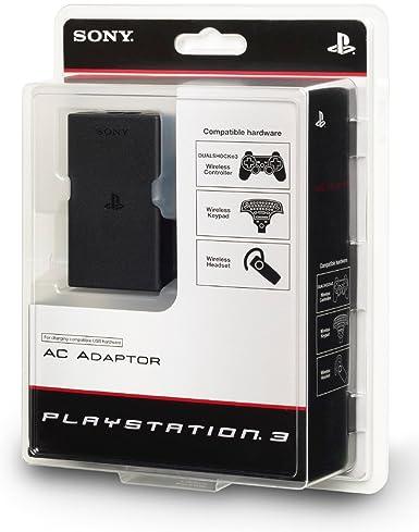 Sony PlayStation 3 AC Adaptor (PS3) [Importación inglesa]: Amazon ...