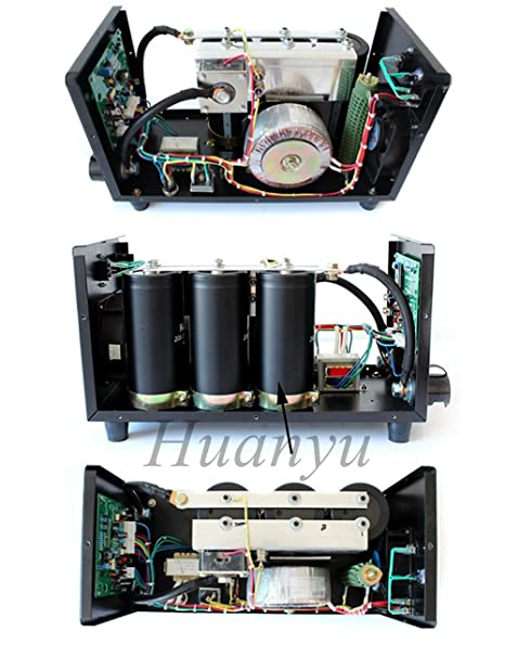 Huanyu Stud Welder RSR-2500 Capacitor Discharge Stud Bolt Plate Welder Welding Machine for Welding Bolt Plate Insulation Nail Screw 220V 50/60HZ - - Amazon. ...