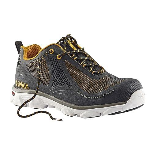Zapatillas de seguridad DeWalt kryptón talla 9: Amazon.es: Zapatos y complementos